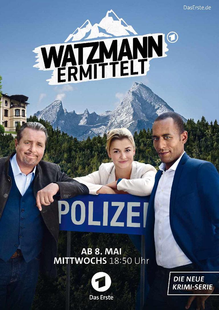 Watzmann ermittelt Vorabendserie